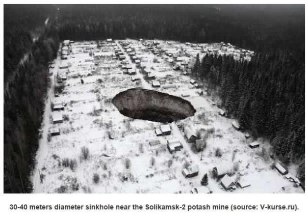 Potash sinkhole 2