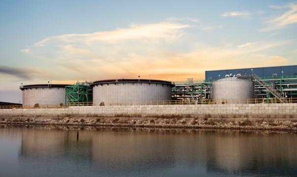 Co-op refinery water 1