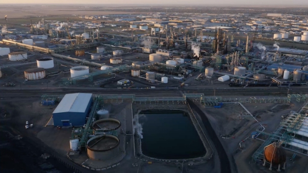 Co-op refinery water 2