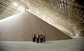 PotashCorp Rocanville storage facility