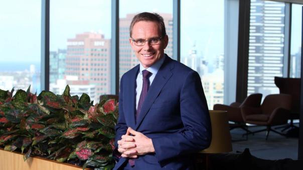 BHP Andrew Mackenzie