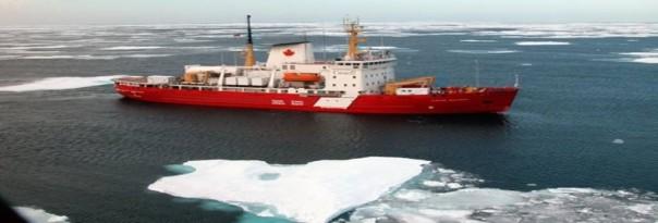 Icebreaker Amundsen
