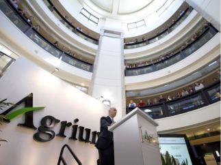 Agrium CEO