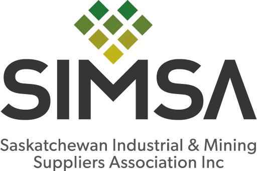 simsa logo stacked